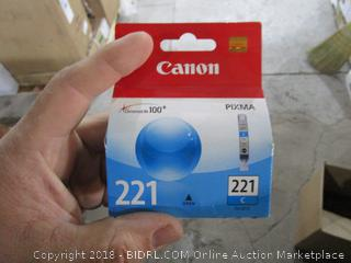 Canon 221 Sealed
