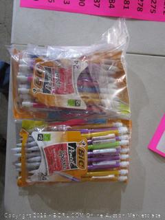 Bic Pencils Sparkle