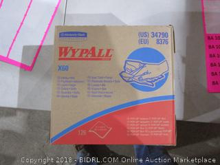 Wypall Wipers-White