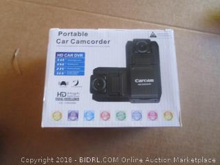 Portable Car Camcorder