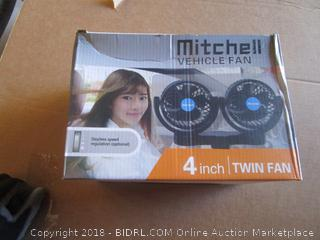 Mitchell Vehicle Fan