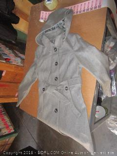 Gallery  Hooded Jacket Small