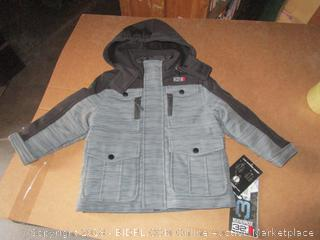 Weatherproof Hooded Jacket 3T