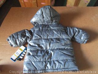 Xtreme Hooded Jacket 12M
