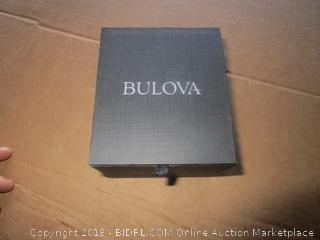 Bulova Watch See Pictures