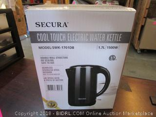 Secura Cool Touch Electric Water Kettle