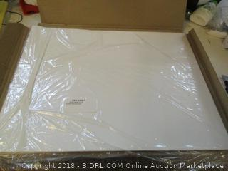 White Poster Boards