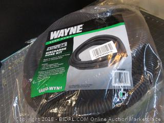 Wayne Discharge Hose Kit
