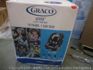 Graco 4 in 1 Car Seat