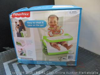 Fisher Price Grow with me Portable Booster