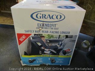 Graco Convertible Car Seat