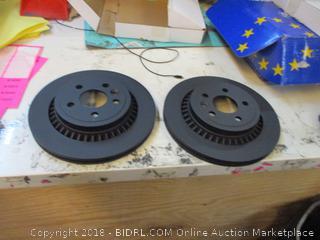 Precision Brake Rotors