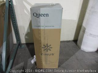 """Zinus Queen 6"""" Gel Memory Foam Mattress"""