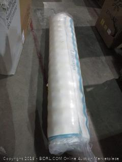 "Linenspa 8"" Memory Foam and Innerspring mattress"