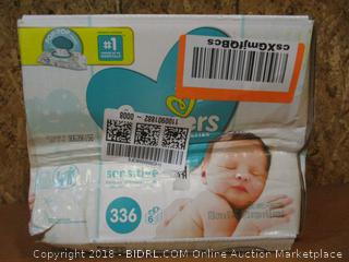 Pampers Sensitive Wipes / Some boxes may have some slight damage