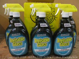 6-Invisible Glass  Glass Cleaner Streak Free