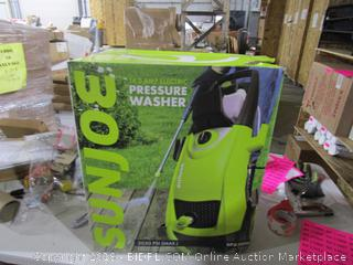Sunjoe  1405 Amp Electric Pressure Washer