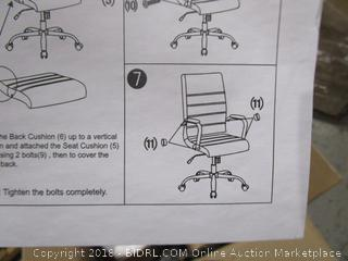 Rolling Office Chair See Pictures