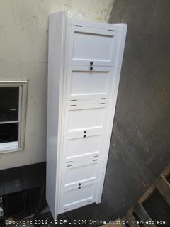 Triple Bay Hutch Unit