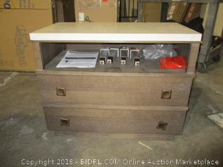 Universal Furniture 2 Drawer Night Stand
