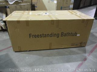 Freestanding Bathrub