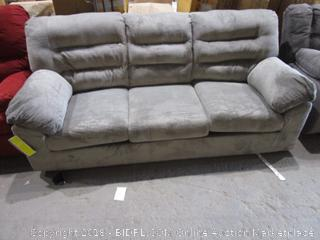 Signature Sofa / damage at back see pictures