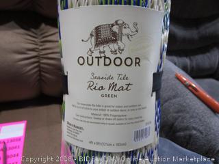 Outdoor Rio Mat