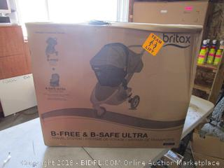 Britax Travel System See Pictures