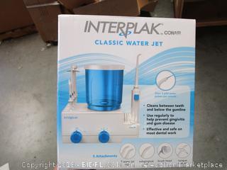 Interplak Classic Water Jet