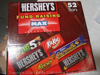Hersheys Fund Raising Mix