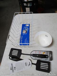 Misc Kitchenware Items
