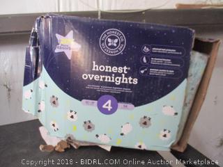 Honest Overnights Size 4