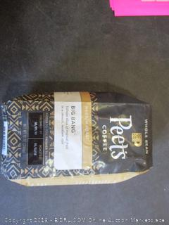 Pete's Whole Bean Coffee Medium Roast Big Bang