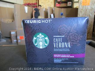 Starbucks Cafe Verona K-Cups