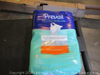 Prevail Beltede Shields Extra Absorbency