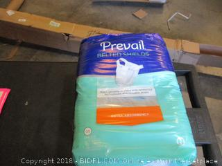 Prevail Belted Shields Extra Absorbency