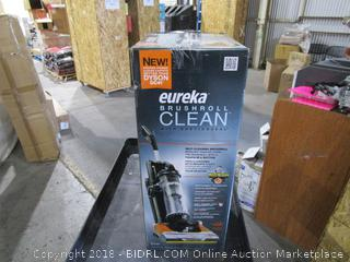 Eureka Brushroll Clean with Suctionseal/  Sealed Opened For Picturing