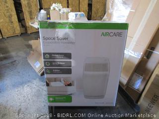 Aircare Space Saver Evaporative Humidifier Sealed Opened For Picturing
