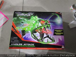 Drone Force Angler Attack See Pictures