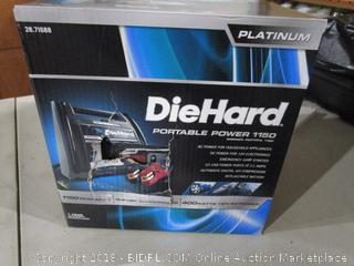 Die Hard Portable Blower 1150