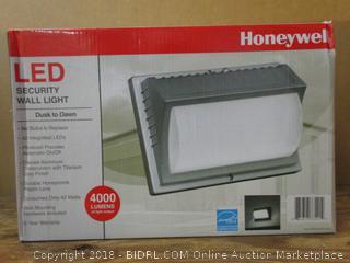Honeywell LED Security Wall Light