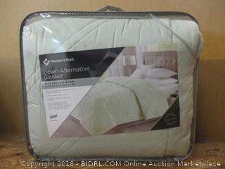 Down Alternative Blanket Oversize King