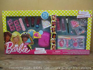 Barbie So Fab Make Up Set
