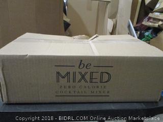 Be Mixed Zero Calorie Mixer