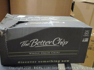 The BetterChip Jalapeno Whole Grain Chips