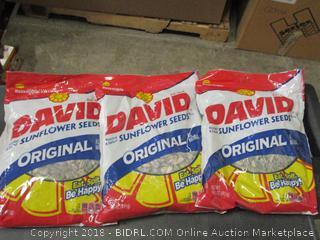 David Sunflower Seeds Original