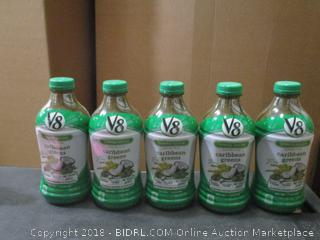 V8 Lower Sugar Caribbean Greens