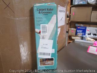 Carpet Rake & Groomer