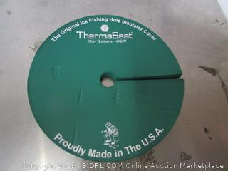 Ice Fishing Hole Insulator Cover