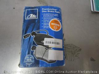 Premium Disc Brake Pads